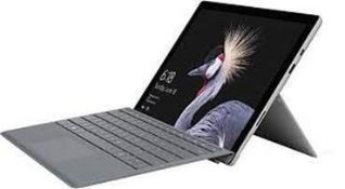 Microsoft Surface Pro 5 i7 8GB 256GB UK K/Board Grade B