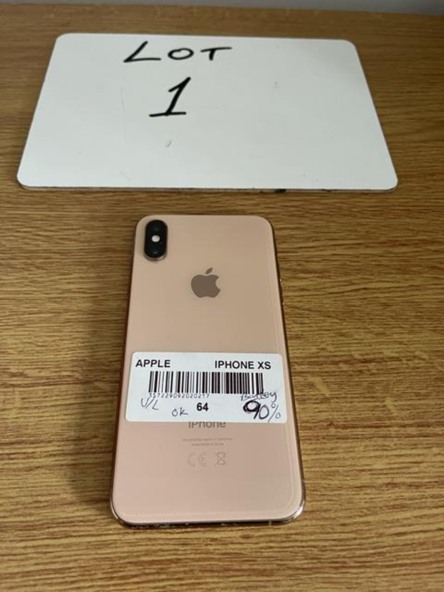 Apple iPhone XS 64gb. 90% battery health or better - Image 2 of 2