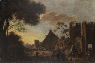 HERMAN VAN SWANEVELT (seguace del XVIII secolo)