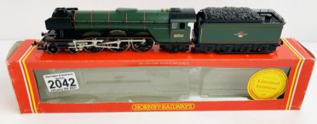 Hornby OO Gauge Pretty Polly Locomotive Boxed P&P Group 1 (£14+VAT for the first lot and £1+VAT