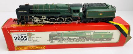 Hornby OO Gauge Evening Star Locomotive Boxed P&P Group 1 (£14+VAT for the first lot and £1+VAT