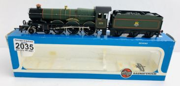 Airfix OO Gauge Pendennis Castle Locomotive Boxed P&P Group 1 (£14+VAT for the first lot and £1+