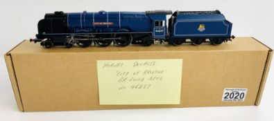 Hornby OO Gauge City of Bristol Locomotive P&P Group 1 (£14+VAT for the first lot and £1+VAT for