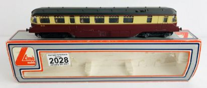 Lima OO Gauge Railcar Locomotive Boxed P&P Group 1 (£14+VAT for the first lot and £1+VAT for