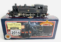 Bachmann OO Gauge Ivatt 2-6-2 Locomotive Boxed P&P Group 1 (£14+VAT for the first lot and £1+VAT for