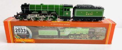 Hornby OO Gauge Flying Scotsman Locomotive Boxed P&P Group 1 (£14+VAT for the first lot and £1+VAT