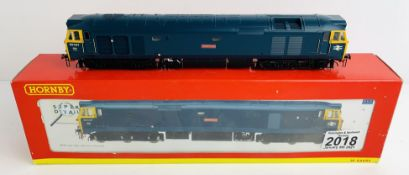 Hornby OO Gauge Illustrious Locomotive Boxed P&P Group 1 (£14+VAT for the first lot and £1+VAT for