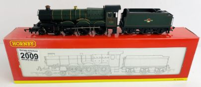 Hornby OO Gauge Dorchester Castle Locomotive Boxed P&P Group 1 (£14+VAT for the first lot and £1+VAT
