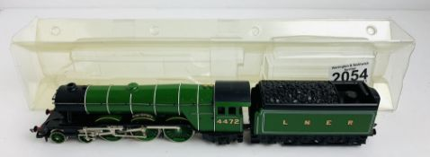 Hornby OO Gauge Flying Scotsman Locomotive Plastic Sleeve Only P&P Group 1 (£14+VAT for the first
