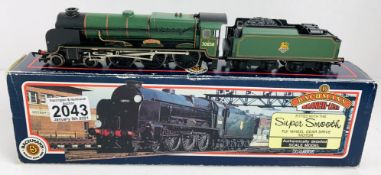 Bachmann OO Gauge Lord Duncan Locomotive Boxed P&P Group 1 (£14+VAT for the first lot and £1+VAT for