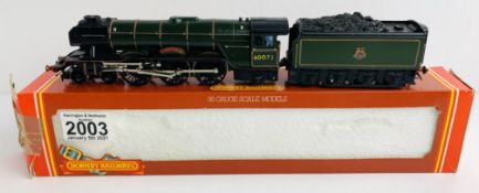 Hornby OO Gauge Tranquil Locomotive Boxed P&P Group 1 (£14+VAT for the first lot and £1+VAT for