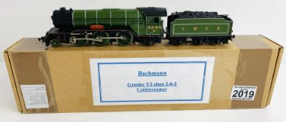 Bachmann OO Gauge Coldstreamer Locomotive P&P Group 1 (£14+VAT for the first lot and £1+VAT for