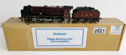 Bachmann OO Gauge Royal Scot Locomotive P&P Group 1 (£14+VAT for the first lot and £1+VAT for