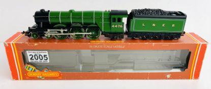 Hornby OO Gauge Royal Lancer Locomotive Boxed P&P Group 1 (£14+VAT for the first lot and £1+VAT