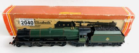 Hornby OO Gauge Princess Elizabeth Locomotive Boxed P&P Group 1 (£14+VAT for the first lot and £1+