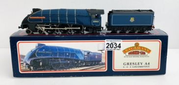 Bachmann OO Gauge Sir Murrough Wilson Locomotive Boxed P&P Group 1 (£14+VAT for the first lot and £