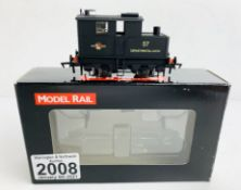 Model Rail OO Gauge Locomotive Boxed P&P Group 1 (£14+VAT for the first lot and £1+VAT for