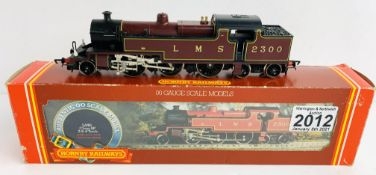 Hornby OO Gauge LMS 4P Locomotive Boxed P&P Group 1 (£14+VAT for the first lot and £1+VAT for