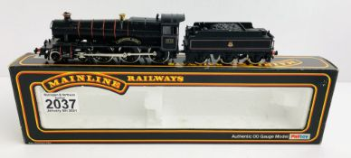 Mainline OO Gauge Manor Class Locomotive Boxed P&P Group 1 (£14+VAT for the first lot and £1+VAT for