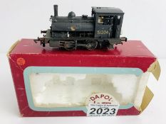 Dapol OO Gauge BR Pug Locomotive Boxed P&P Group 1 (£14+VAT for the first lot and £1+VAT for