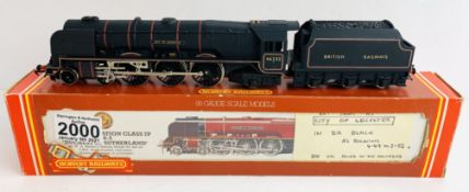 Hornby OO Gauge Duchess of Sutherland Locomotive Boxed P&P Group 1 (£14+VAT for the first lot and £