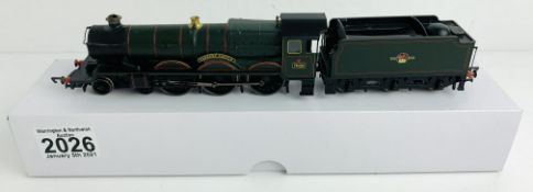 Hornby OO Gauge Cadbury Castle Locomotive Boxed P&P Group 1 (£14+VAT for the first lot and £1+VAT