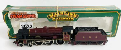 Mainline OO Gauge Royal Scot Locomotive Boxed P&P Group 1 (£14+VAT for the first lot and £1+VAT