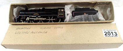 Bachmann OO Gauge Western Australia Locomotive Boxed P&P Group 1 (£14+VAT for the first lot and £1+