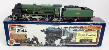 Bachmann OO Gauge Sir Richard Grenville Locomotive Boxed P&P Group 1 (£14+VAT for the first lot