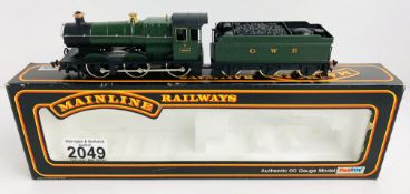 Mainline OO Gauge Collett Class Locomotive Boxed P&P Group 1 (£14+VAT for the first lot and £1+VAT