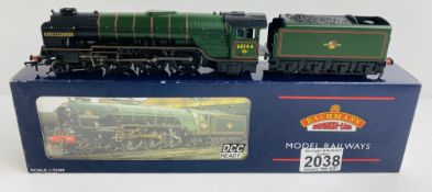 Bachmann 32-557 OO Gauge Class A1 Kings Courier Boxed P&P Group 1 (£14+VAT for the first lot and £