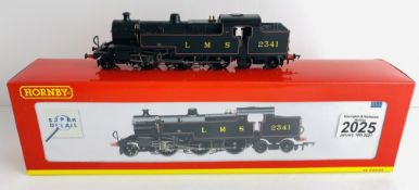 Hornby R2397 OO Gauge LMS Fowler 2341 Boxed P&P Group 1 (£14+VAT for the first lot and £1+VAT for