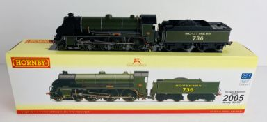 Hornby R2580 OO Gauge N15 Excalibur Boxed P&P Group 1 (£14+VAT for the first lot and £1+VAT for