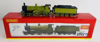 Hornby R2892 OO Gauge LSWR T9 Limited Edition Boxed P&P Group 1 (£14+VAT for the first lot and £1+