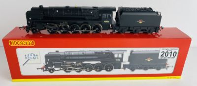 Hornby R2105D OO Gauge BR 9F 92156 Boxed P&P Group 1 (£14+VAT for the first lot and £1+VAT for