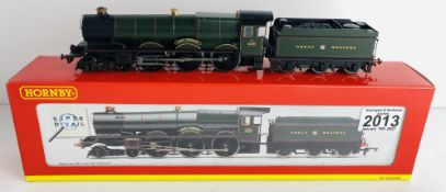 Hornby R2233 OO Gauge King Steven Boxed P&P Group 1 (£14+VAT for the first lot and £1+VAT for