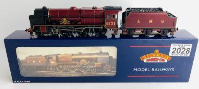 Bachmann 31-280Z OO Gauge Royal Warwickshire Regiment - Castle Train Exclusive Boxed P&P Group 1 (£