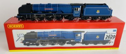 Hornby R2553 OO Gauge City of Bristol Boxed P&P Group 1 (£14+VAT for the first lot and £1+VAT for