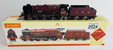 Hornby R2664 OO Gauge The Royal Scot Boxed P&P Group 1 (£14+VAT for the first lot and £1+VAT for