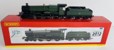 Hornby R2547 OO Gauge Llanfair Grange Boxed P&P Group 1 (£14+VAT for the first lot and £1+VAT for
