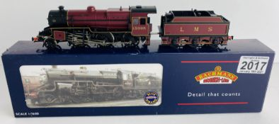 Bachmann 32-175 OO Gauge LMS Crab Boxed P&P Group 1 (£14+VAT for the first lot and £1+VAT for