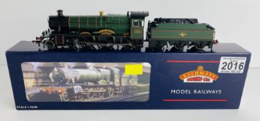 Bachmann 31-308 OO Gauge Lechlade Manor Boxed P&P Group 1 (£14+VAT for the first lot and £1+VAT