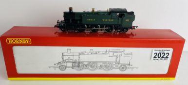 Hornby R2098D OO Gauge GWR Prairie Boxed P&P Group 1 (£14+VAT for the first lot and £1+VAT for