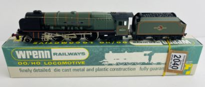 Wrenn W2299 OO Gauge Queen Elizabeth - NEAR MINT in Excellent Box P&P Group 1 (£14+VAT for the first