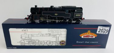 Bachmann 32-354 OO Gauge BR 4MT Tank Boxed P&P Group 1 (£14+VAT for the first lot and £1+VAT for