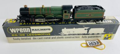 Wrenn OO Gauge 2221 Cardiff Castle - NEAR MINT in Excellent Box P&P Group 1 (£14+VAT for the first