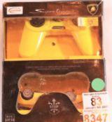 Boxed RASTAR Superleggera remote control Lamborghini model car. Not available for in-house P&P
