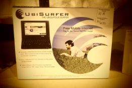 Datawind Ubisurfer device, boxed. This lot is not available for in-house P&P.