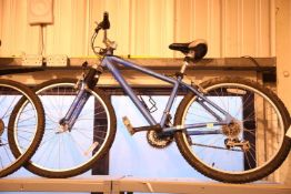 "Gents Apollo 21 speed front suspension mountain bike with 16"" frame. Not available for in-house P&P,"