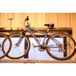 """Gents Apollo 21 speed front suspension mountain bike with 16"""" frame. Not available for in-house P&P,"""
